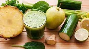 Alimentos desintoxican tu cuerpo