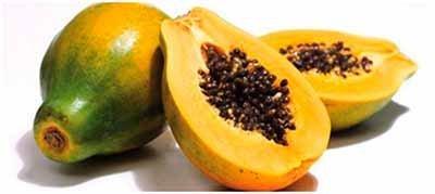 La papaya y la dieta adelgazar rapido